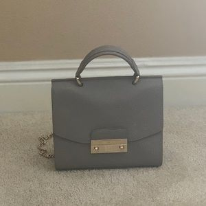 Furla Gray Mini Bag